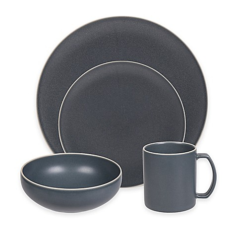 Artisanal Kitchen Supply® Edge Dinnerware Collection in Grey at Bed Bath & Beyond in Cypress, TX | Tuggl