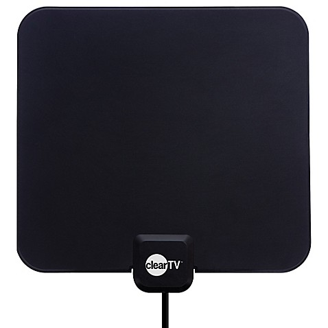Clear Tv Antenna Bed Bath And Beyond