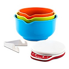 Bakeware baking tools bed bath beyond for Perfect kitchen pro smart scale and app system