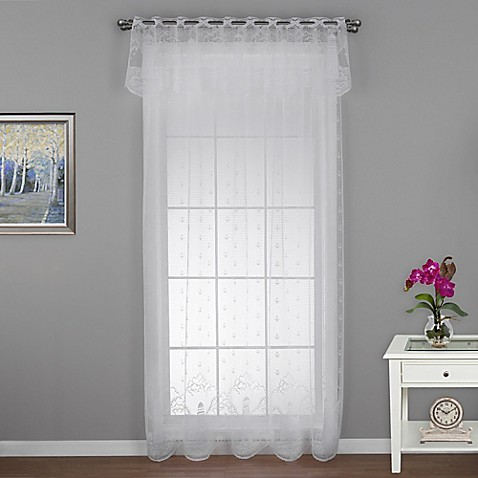 Buy Heritage Lace Lighthouse 63 Inch Window Curtain Panel