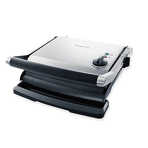 Breville Panini Press Bed Bath And Beyond