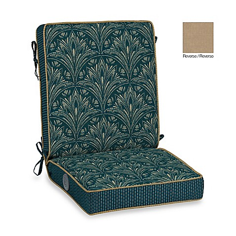 buy bombay royal zanzibar adjustable comfort chair cushion from bed bath beyond. Black Bedroom Furniture Sets. Home Design Ideas