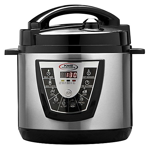 power pressure cooker cookbook pdf