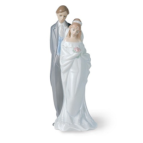 Nao Love Always Porcelain Figurine Bed Bath Beyond