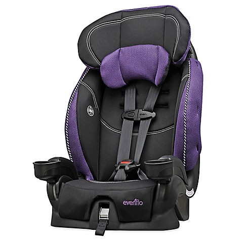 booster car seats evenflo chase lx harnessed booster seat in jasmine from buy buy baby. Black Bedroom Furniture Sets. Home Design Ideas
