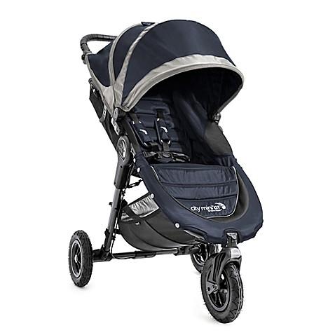 Baby Jogger 174 City Mini 174 Gt Single Stroller In Midnight