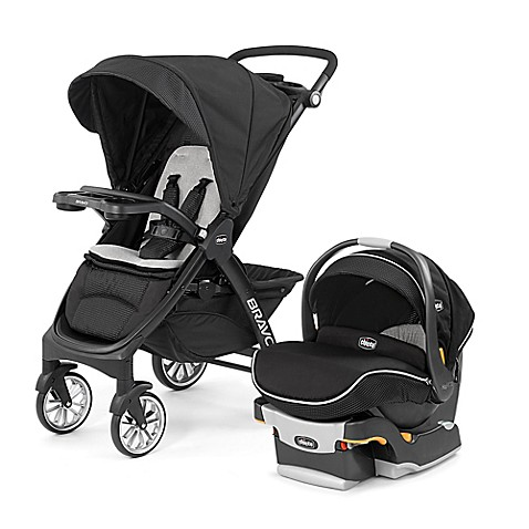 chicco bravo le trio travel system in genesis buybuy baby. Black Bedroom Furniture Sets. Home Design Ideas