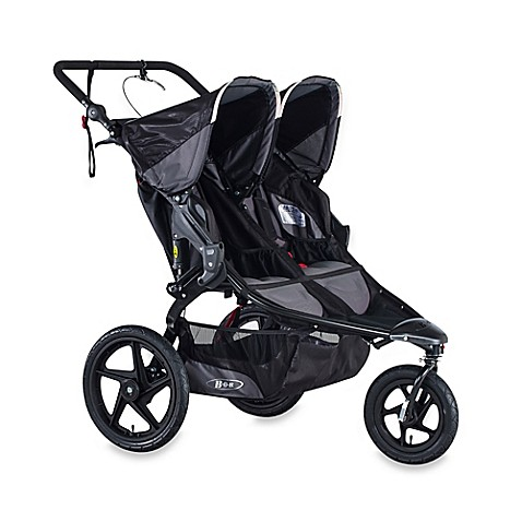 bob revolution pro duallie stroller in black buybuy baby. Black Bedroom Furniture Sets. Home Design Ideas