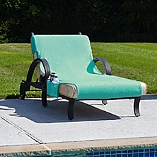 image of Standard Chaise Lounge Cover with Accessory Pockets