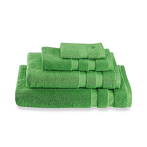 Buy kate spade new york chattam stripe bath sheet in green for Bed bath and beyond kate spade