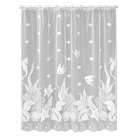 Heritage Lace Seascape Shower Curtain Bed Bath Beyond