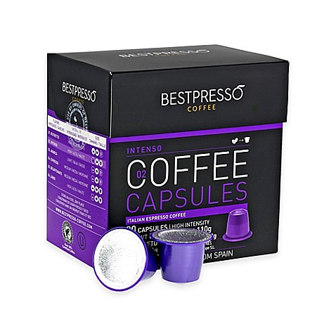 Nespresso Bed Bath And Beyond Capsules