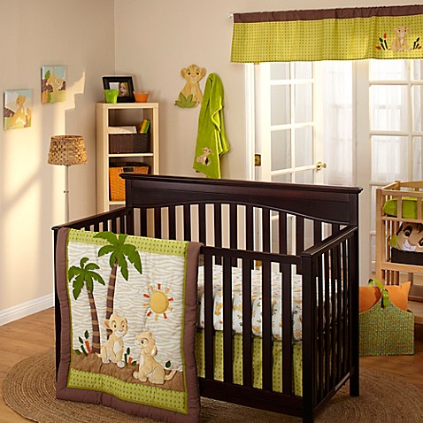 Disney 174 Quot Lion King Quot Wild About You Crib Bedding Collection