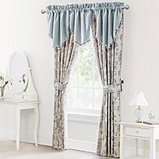 Curtain 84 Quot Pattern Bed Bath Amp Beyond