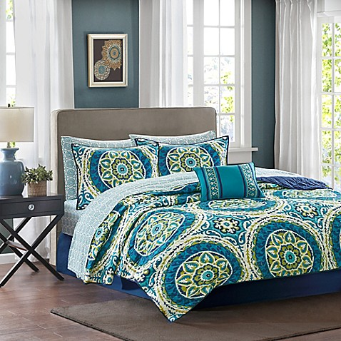 Madison Park Essentials Serenity 7-9 Piece Comforter Set at Bed Bath & Beyond in Cypress, TX   Tuggl
