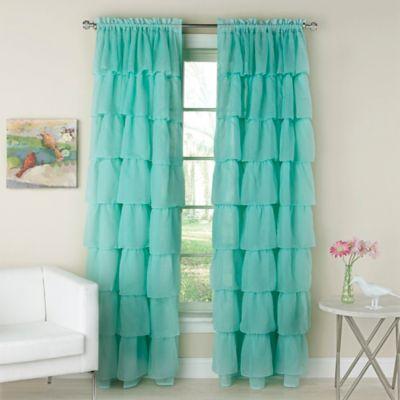 Gypsy Rod Pocket Window Curtain Panel Bed Bath Amp Beyond