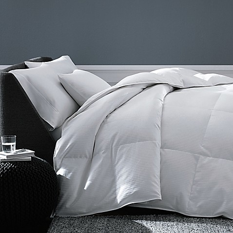 The Seasons Collection® Year Round Warmth White Goose Down Comforter at Bed Bath & Beyond in Cypress, TX | Tuggl