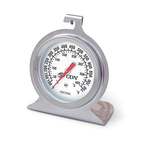 Cdn Pro Accurate Oven Thermometer Bed Bath And Beyond
