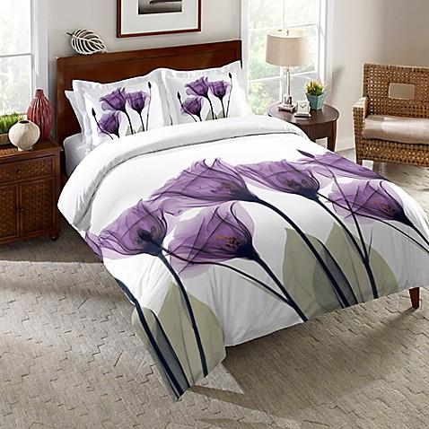 Laural Home 174 Lavender Hope Comforter In Purple Bed Bath