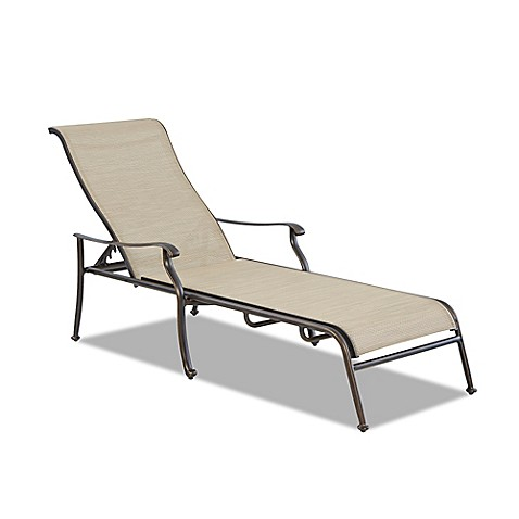 Buy klaussner verona outdoor chaise lounge set of 2 from for Buy outdoor chaise lounge