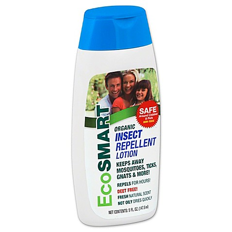 ecosmart 5 oz insect repellent organic lotion buybuy baby. Black Bedroom Furniture Sets. Home Design Ideas