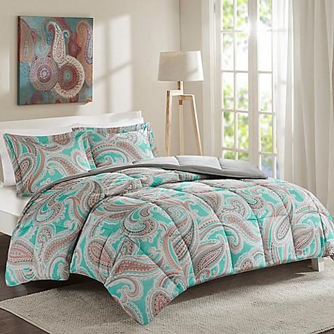 Intelligent Design Paola Twin Twin Xl Comforter Set In