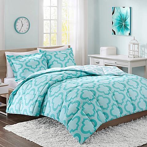 Intelligent Design Pilar Reversible Twin Twin Xl Comforter