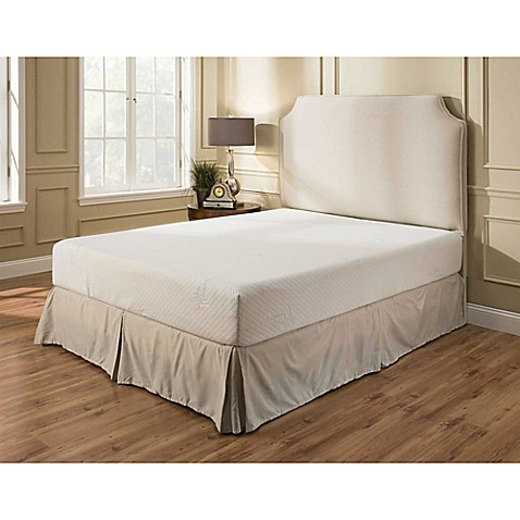 Buy Independent Sleep 8 Inch Memory Foam Twin Mattress From Bed Bath Beyond