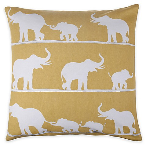 Bed Bath And Beyond Yellow Elephant Pillow