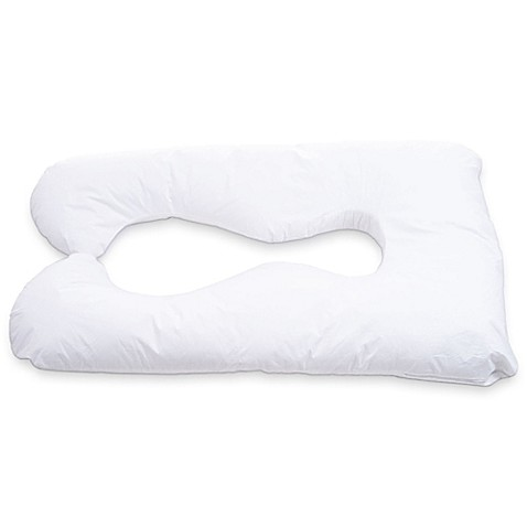 Remedy full body pregnancy contour u pillow bed bath for Bed bath beyond maternity pillow