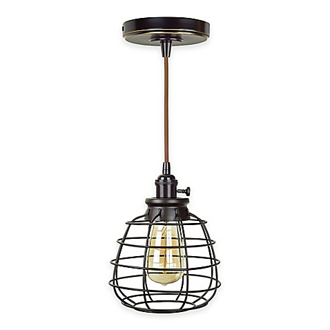 Mix Match Pendant Lighting With Fitter And Swag In Brushed Nickel Bed Bath Beyond