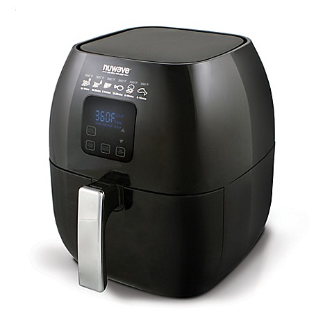Nuwave brio 3 qt air fryer bed bath beyond Modern home air fryer