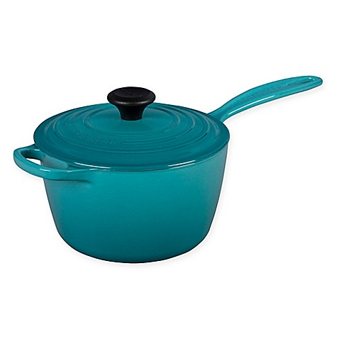 buy le creuset signature qt covered saucepan in. Black Bedroom Furniture Sets. Home Design Ideas