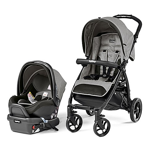 Peg Perego Booklet Travel System In Atmosphere Buybuy Baby