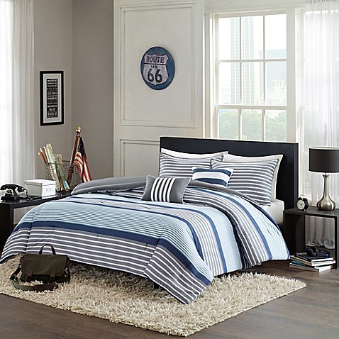 Bed Bath And Beyond Paul Coverlet Set