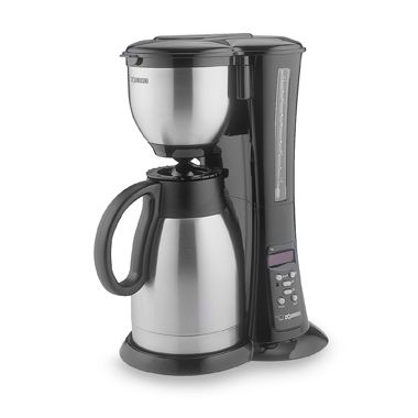 Coffee Maker Stainless Carafe : Zojirushi Fresh Brew Stainless Steel Thermal Carafe 10-Cup Coffee Maker - BedBathandBeyond.com