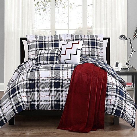 Josh 5 Piece Comforter Set by Bed Bath And Beyond