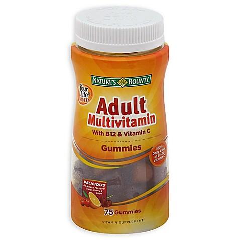 Nature S Bounty Multivitamin Gummies