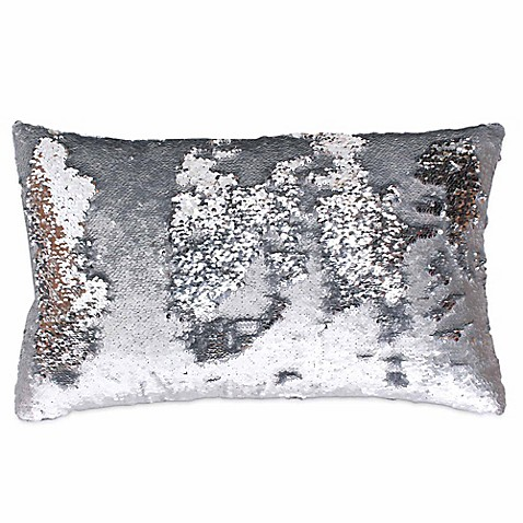 Thro By Marlo Lorenz Melody Mermaid Sequin Oblong Throw