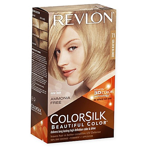 revlon colorsilk beautiful color hair color in 71