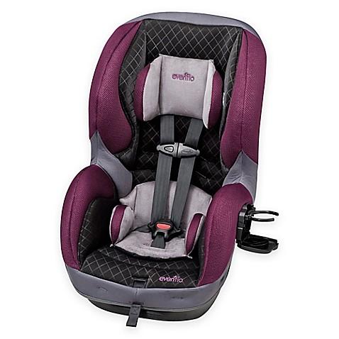 evenflo sureride lx convertible car seat in purple black bed bath beyond. Black Bedroom Furniture Sets. Home Design Ideas