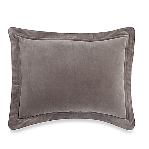 Cozy Velvet Standard Sham at Bed Bath & Beyond in Cypress, TX | Tuggl