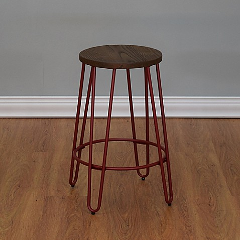 Cost Plus World Market Bar Stools Black Paige Backless