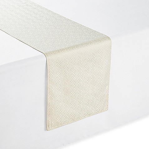 Buy waterford essentials olivette 120 inch table runner for 120 inches table runner