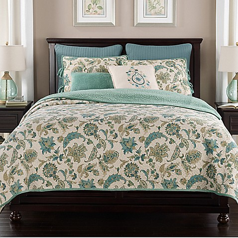 Beaumont Reversible Quilt Bed Bath Beyond