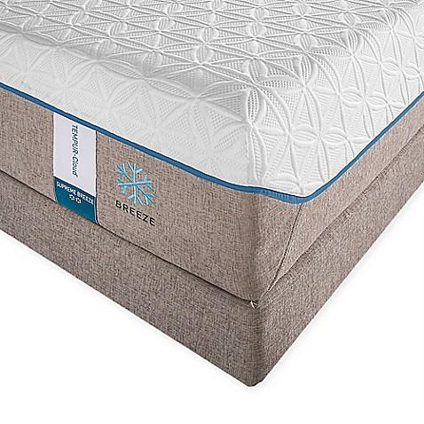 Tempur-Pedic® TEMPUR-Cloud® Supreme Breeze Mattress at Bed Bath & Beyond in Cypress, TX   Tuggl