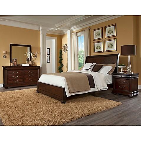 Buy Klaussner Parkview 4 Piece Queen Bedroom Set From Bed Bath Beyond