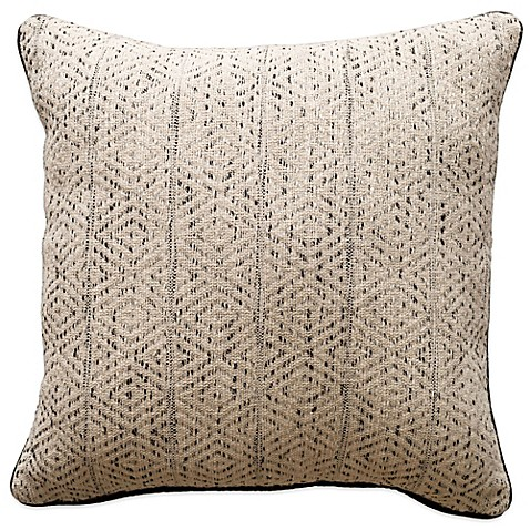 Black Throw Pillows Bed Bath And Beyond : Aspen 20