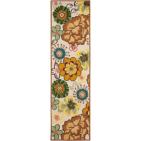 Buy Safavieh Four Seasons Floral Whimsy 2 Foot 3 Inch X 6