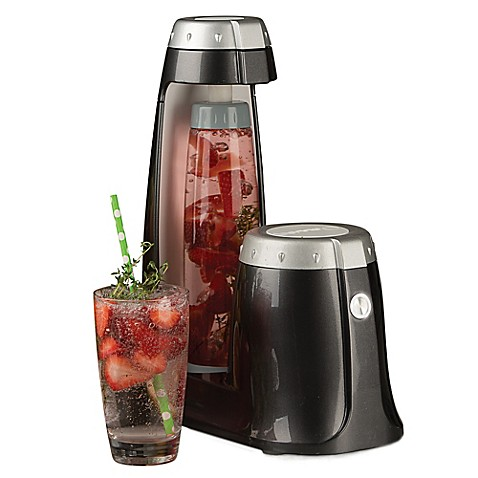 Bonne O Carbonated & Mixed Beverage Appliance at Bed Bath & Beyond in Cypress, TX | Tuggl